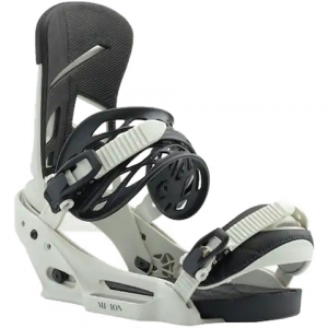 Burton Mission EST Snowboard Bindings Rude Bwoy Md