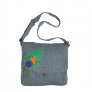 Image of Ambler Mountain Works Peacock Bag - Women's Sky One Size