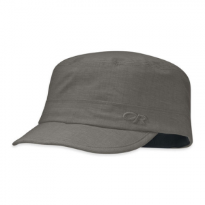 Outdoor Research Moscow Radar Cap Pewter Md