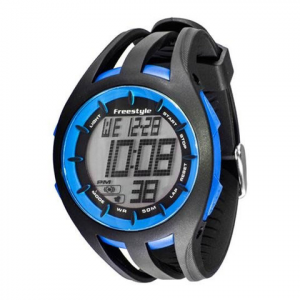 Freestyle Condition Watch Black/blue Os
