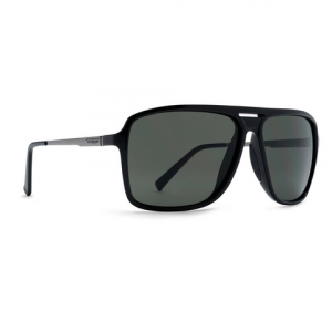 Von Zipper Hotwax Sunglasses Black/vintage