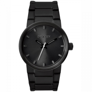 Nixon Cannon Watch All Black Ea
