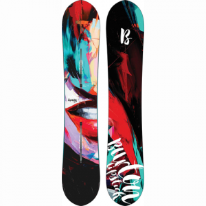 Burton Lip-Stick Snowboard - Women's Graphic 149 149