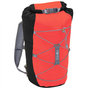 Exped Cloudburst 25 Pack Black/red Os