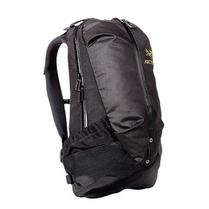 Image of Arc'teryx Arro 22 Backpack Black Na