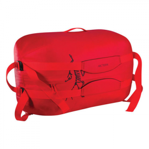 Image of Arc'teryx Carrier Duffel 75 Diablo Red 75l
