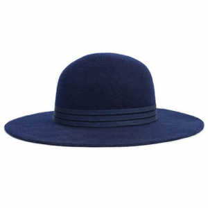 Brixton Magdalena Hat - Women's Navy Md