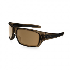 Oakley Turbine Sunglasses Brown Smoke/dark Bronze