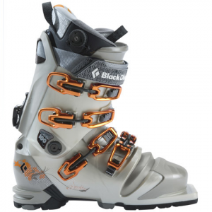 Black Diamond Stilleto Telemark Ski Boots - Women's Champagne 23.5