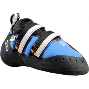 Image of 5.10 Blackwing Climbing Shoes Blue/orange 11.5