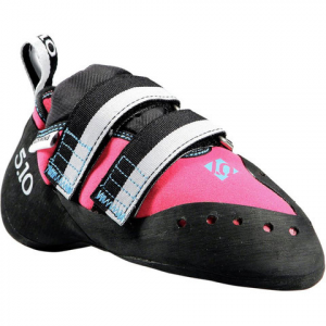 Image of 5.10 Blackwing Climbing Shoes - Women's Pink/blue 9.0