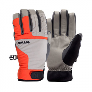 Image of Armada Ascent Gloves Wolf Xl