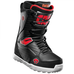 ThirtyTwo Lashed Crab Grab Boots Black/red/white 8