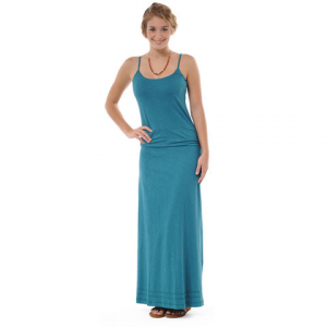 Horny Toad Long Island Dress - Women's Deep Bluegreen Md