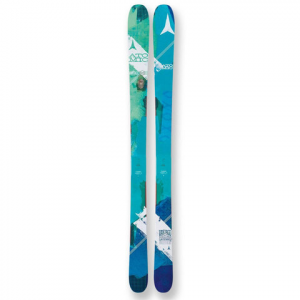 Atomic Vantage 95 CTI Skis - Women's Turquoise/blue 170