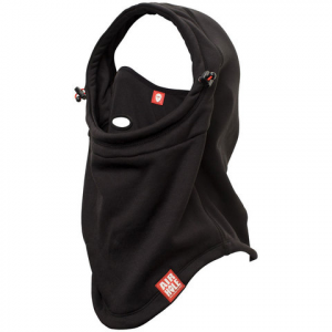 Image of Air Hole Airhood Polar Fleece Black M/l