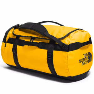 The North Face Base Camp Duffel - Large Tropical Coral/blazing Yellow