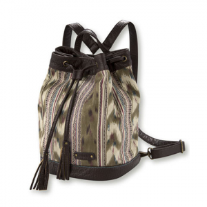 Pistil Finders Keepers Bucket Backpack Sahara One Size