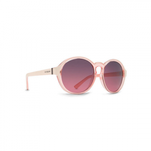 Von Zipper Lula Sunglasses - Women's Sandcoral/plum Rose Grd