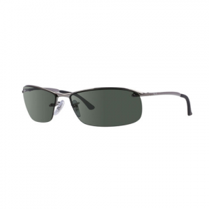 Ray-Ban Top Bar Sunglasses Gunmetal/polar G15 63mm