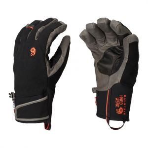 Mountain Hardwear Hydra Pro Outdry Glove Black / State Orange Md