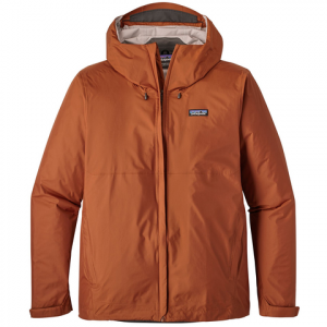 Patagonia Torrentshell Jacket - Men's Copper Ore Sm