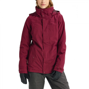 Burton Jet Set Jacket - Womens Sangria