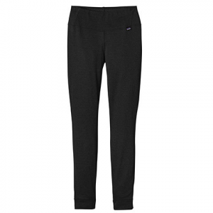 Patagonia Capilene Thermal Weight Bottoms - Womens Black