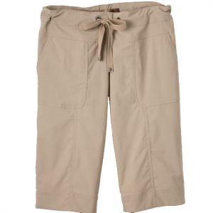 Prana Bliss Knicker - Womens Khaki