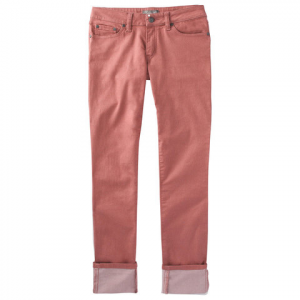 Prana Kara Jeans - Womens Lacquered Rose 4