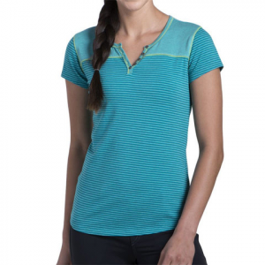 Kuhl Veloce S/S Shirt - Women's Mountain Jade