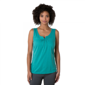 Toad & Co Palmilla Notched Tank - Women's Dark Turquoise