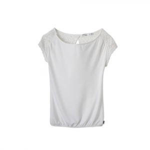 Prana Bree Top - Womens White