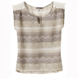 Prana Illiana Top - Womens Moonrock