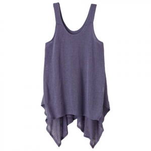 Prana Whisper Tank  Purple Fog
