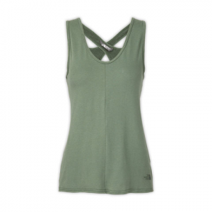 The North Face Woven Breezeback Tank - Women's