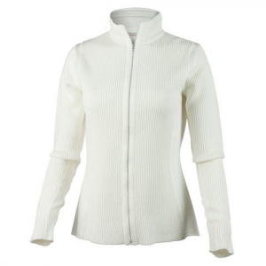 Obermeyer Joy Knit Cardigan - Women's White