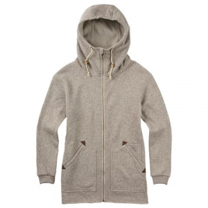 Burton Minxy Fleece - Womens Dove Heather