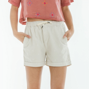 Obey Raleigh Short - Women's Antique White