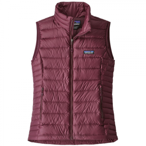 Patagonia Down Sweater Vest - Womens Magenta
