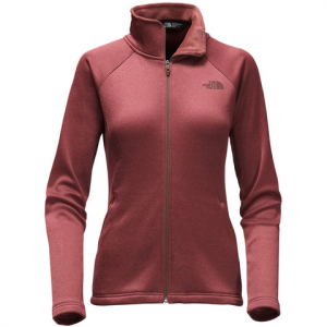 The North Face Agave Full Zip - Womens Lunar Ice Grey Heather