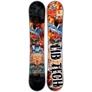 Lib Tech TRS Firepower XC2 Snowboard 159 Graphic 159