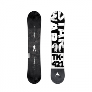 Burton Dark Side Snowboard 158w Graphic 158w