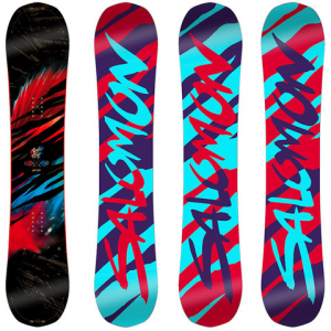 Salomon Rumble Fish Snowboard 148 Graphic 148