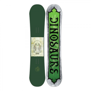Dinosaurs Will Die Kwon Snowboard Ea 156