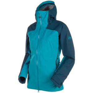 Mammut Luina Tour HS Hooded Jacket - Women's Orion