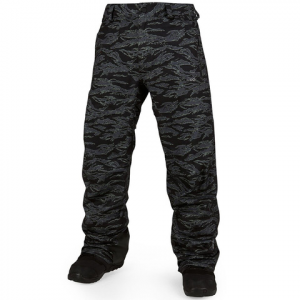 Volcom Guide GORE-TEX Pants Fire Red Md