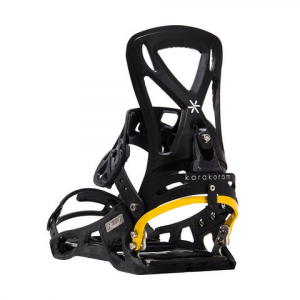 Karakoram Connect Snowboard Binding Black Lg (11.5-14.0)