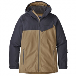 Image of Patagonia Powder Bowl Jacket Black Lg