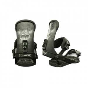 Union Super Force Gorilla Bindings Black M